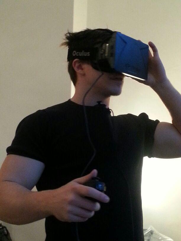 oculus rift and razor hydra