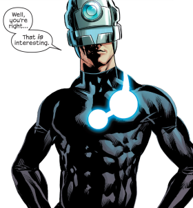 mr fantastic brain