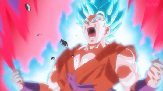 supersaiyan blue