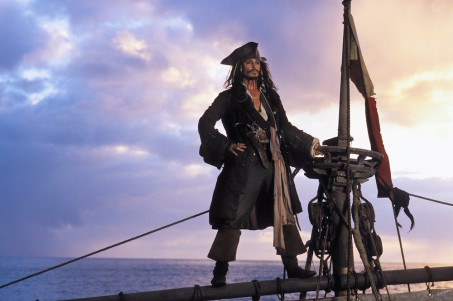 captain jack sparrow trickster