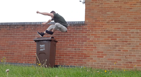 bin hurdle