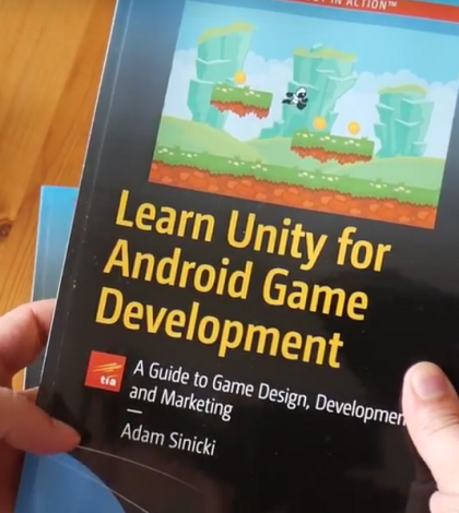 Learn Unity for Android Game Development Adam Sinicki